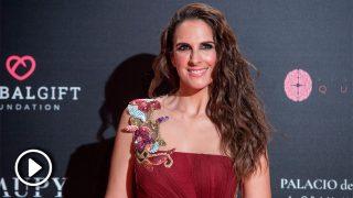 Nuria Fergó en la Global Gift Gala en Madrid / Gtres
