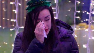 Adara no ha podido reprimir las lágrimas / Mediaset