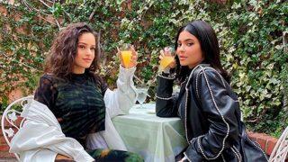 Rosalía y Kylie Jenner toman el 'brunch' juntas / Instagram