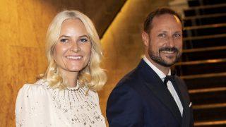 Los príncipes Haakon y Mette Marit en una imagen de archivo / Gtres