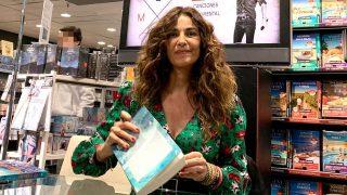 Mariló Montero firma su nuevo libro 'La Maestra', en honor a María de Maeztu / Gtres