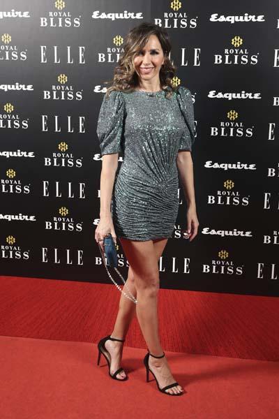 Paloma Lago en la Fiesta 'Felices Años 20' de Elle y Esquire / Gtres