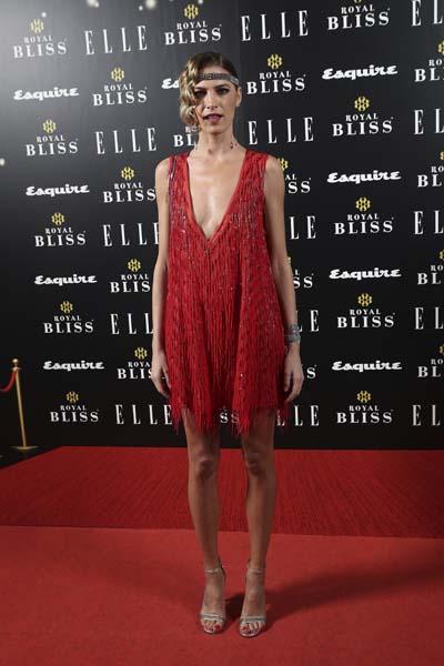 Laura Sánchez en la Fiesta 'Felices Años 20' de Elle y Esquire / Gtres