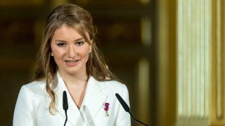 Elisabeth de Bélgica en una imagen de archivo / Gtres