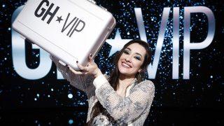 Adara Molinero, ganadora de 'GH VIP 7″./Mediaset