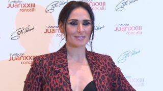 Rosa López en un evento de la Fundación Juan XXIII Roncalli / Gtres