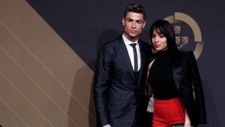 Cristiano Ronaldo y Georgina Rodríguez (Foto: Gtres)