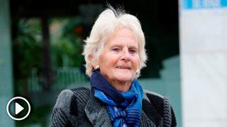 La madre de Iñaki Urdangarin, Claira Liebaert, pasará las fiestas con su hijo / Gtres