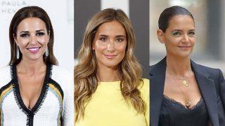 María Pombo. Paula Echevarría y Katie Holmes son tres de las celebs que lucen Mango /Gtres