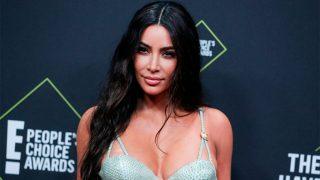 Kim Kardashian en los premios 'E! People's Choice Awards' / Gtres