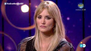 Alba Carrillo ba vuelto a enfrentarse a Mila Ximénez./Mediaset