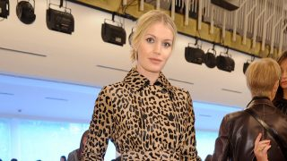 Kitty Spencer en la Milan Fashion Week / Gtres