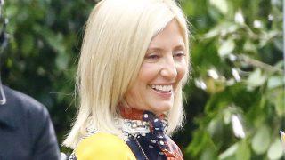 Marie Chantal durante la New York Fashion Week / Gtres