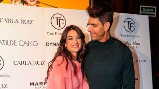 Estela Grande y Diego Matamoros en un evento de Tony Fernández en Madrid / Gtres