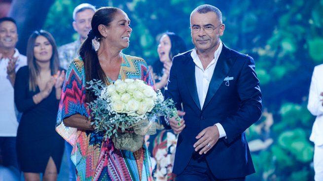 Telecinco sorprende con Jorge Javier Vázquez e Isabel Pantoja en las Campanadas
