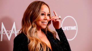 Mariah Carey en un evento en Los Angeles / Gtres