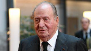 El rey emérito Juan Carlos de Borbón (Foto: Gtres)