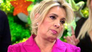 Carmen Borrego, en 'Viva la Vida' / Mediaset