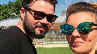 Gabriel Rufián y Mireia Varela en una imagen de Instagram / Instagram