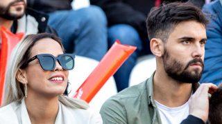 Gloria Camila y David, su nuevo novio / Gtres
