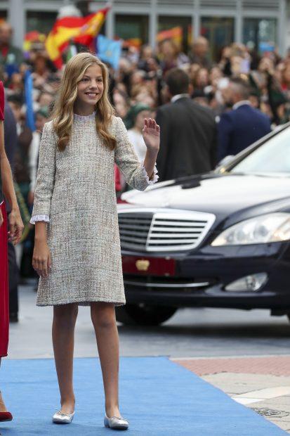 El inesperado vínculo (de estilo) entre la infanta Sofía y Alessandra Ambrosio