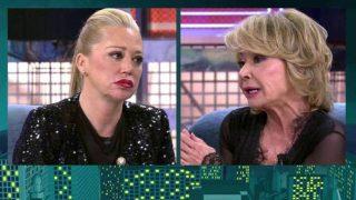 Mila Ximénez y Belén Esteban en 'Sábado Deluxe' / Telecinco