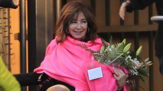 Ana Rosa Quintana feliz en la celebración de su cumpleaños / Gtres