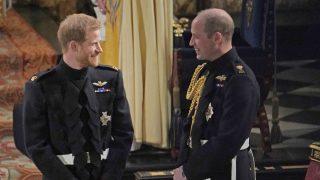 El príncipe Harry y el príncipe Guillermo (Foto: Gtres)