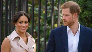 Meghan Markle y el príncipe Harry (Foto: Gtres)