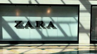 Escaparate de la tienda Zara, el buque insignia de Inditex. / Gtres