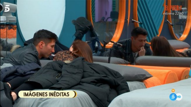 """Tiempo de descuento: Adara y Gianmarco se acercan de nuevo """"¿Tú no sientes nada?"""""""