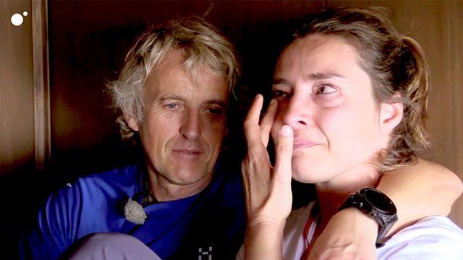 Sandra Barneda se derrumba hablando de los momentos más difíciles de su vida y de Nagore Robles