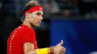 El tenista español Rafa Nadal en una imagen de archivo (Foto: Gtres)