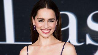 La actriz Emilia Clarke. / Gtres