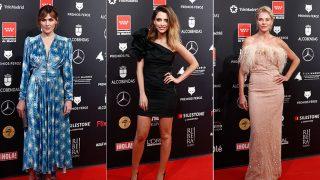 Marta Nieto, Leticia Dolera y Belén Rueda en los Premios Feroz / Gtres