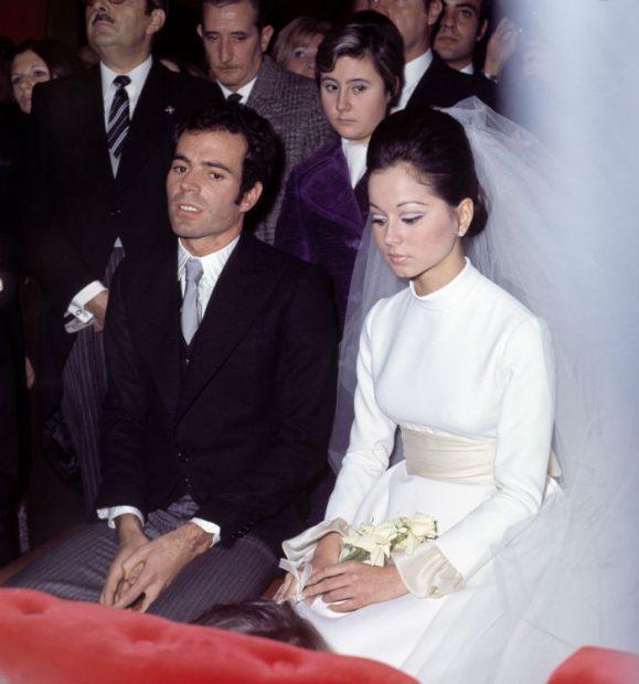 Isabel Preysler y Julio Iglesias: 49 años de una boda que paralizó España