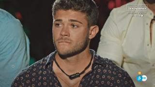 Ismael se derrumba por culpa de Andrea y Oscar./Mediaset