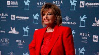 María Teresa Campos en una imagen de archivo / Gtres