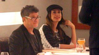 Raquel Perera y Alejandro Sanz en una imagen de archivo / Gtres