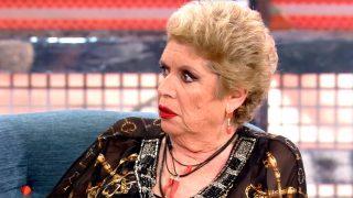 María Jiménez en su paso por Sábado Deluxe / Telecinco