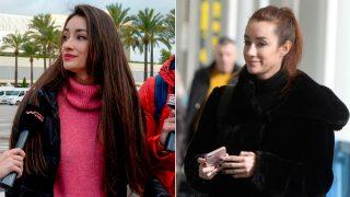 La doble cara de Adara en su regreso a Mallorca (Foto: Gtres)