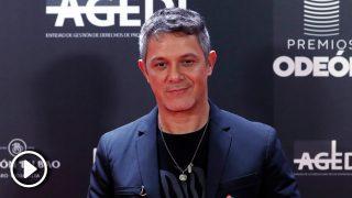 Alejandro Sanz en la gala de los Premios Odeon / Gtres