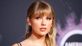 Taylor Swift en los American Music Awards / Gtres