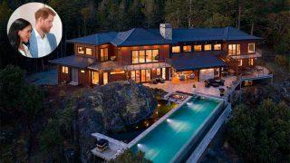 Esta podría ser la nueva casa de Harry y Meghan / Gtres