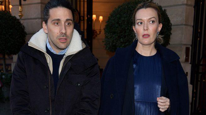 Marta Ortega y Carlos Torretta en París / GTRES