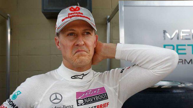 Michael Schumacher Aktuelles Foto