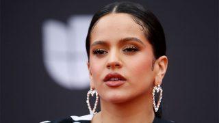Rosalía en los Latin Grammy / Gtres