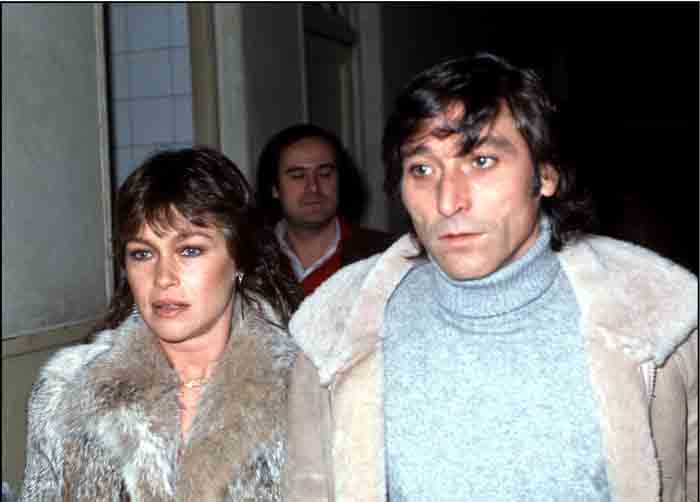Pepa Flores junto a Antonio Gades en los años 70 / Gtres