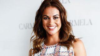 La presentadora Lara Álvarez. / Gtres