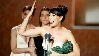 Belén Cuesta recibiendo el Goya a 'Mejor actriz protagonista' / Gtres